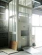 電動電動荷揚げ機設置例